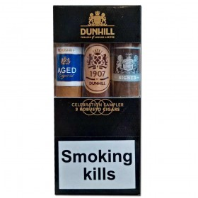 Сигары Dunhill Celebration Sampler 3 Robusto