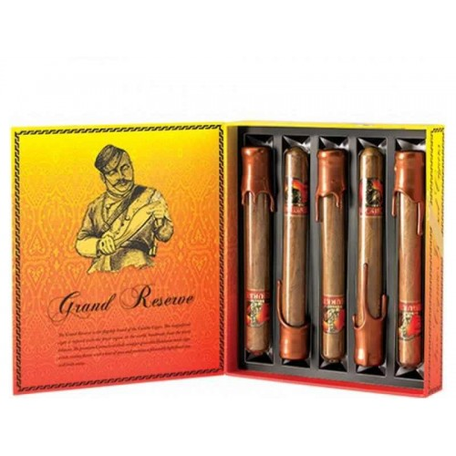 Gurkha Grand Reserve Robusto Natural Tubos в подарочной упаковке