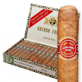 Сигары Arturo Fuente Brevas Royal Natural