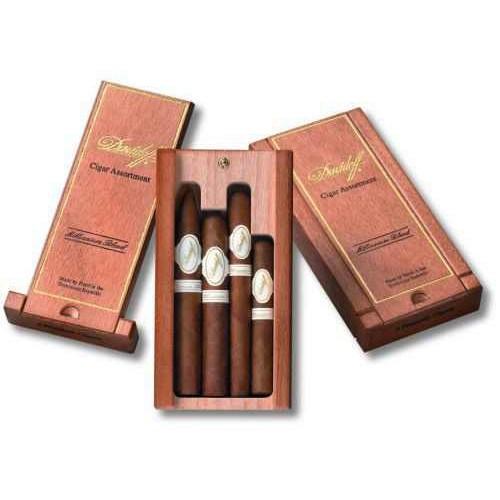 Сигары Davidoff Millennium Blend Assortment в подарочной упаковке