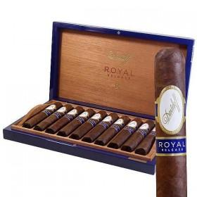 Сигары Davidoff Royal Release Robusto в подарочной упаковке