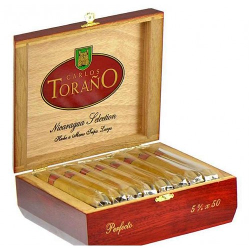 Carlos Torano Nicaragua Selection Perfecto