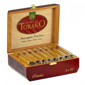 Сигары Carlos Torano Nicaragua Selection Robusto