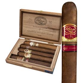 Сигары Padron Collection Natural Sampler в подарочной упаковке