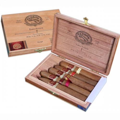 Сигары Padron Family Reserve Sampler Natural в подарочной упаковке