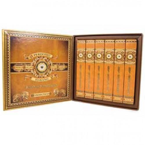 Набор сигар Perdomo Habano Bourbon Barrel-Aged Connecticut Epicure Gift Set в подарочной упаковке