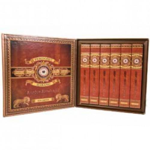 Сигары Perdomo Habano Bourbon Barrel-Aged Sun Grown Epicure Gift Set в подарочной упаковке