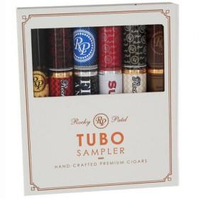 Набор сигар Rocky Patel Deluxe Toro Tubos Sampler в подарочной упаковке