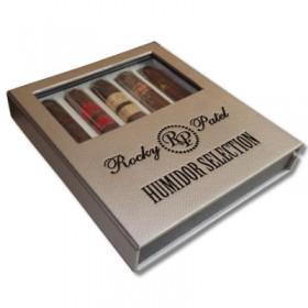 Набор сигар Rocky Patel Humidor Selection Toro Sampler в подарочной упаковке