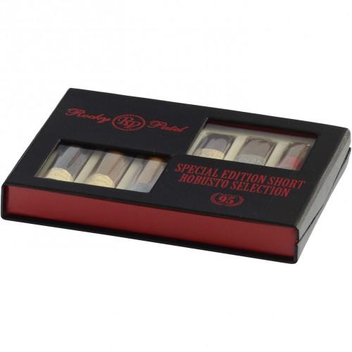 Набор сигар Rocky Patel Short Robusto Selection Sampler в подарочной упаковке