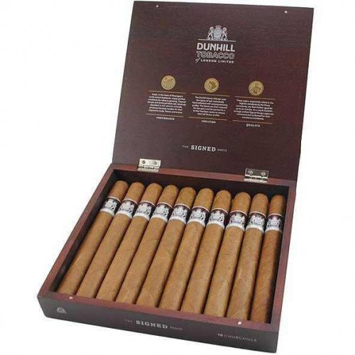 Сигары Dunhill Signed Range Churchil