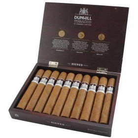 Сигары Dunhill Signed Range Double Robusto
