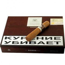 Сигары Dunhill Signed Range Robusto