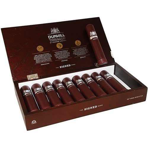 Сигары Dunhill Signed Range Robusto Tubed