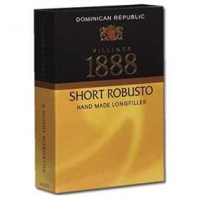 Villiger 1888 Short Robusto Tubos