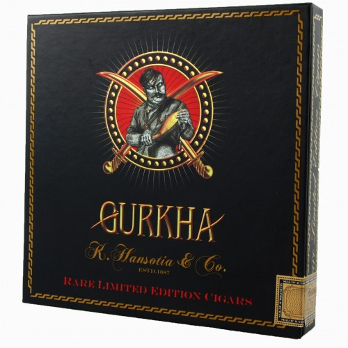 Сигары Gurkha Godzilla в подарочной упаковке