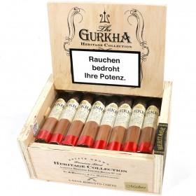 Сигары Gurkha Heritage Maduro Robusto Corto