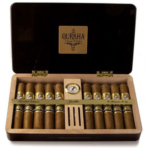 Сигары Gurkha Jubilee Toro в подарочной упаковке