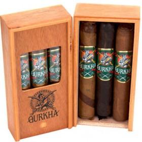 Сигары Gurkha Trinity Robusto
