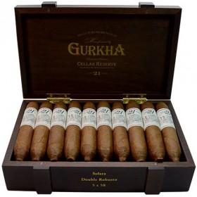 Gurkha Cellar Reserve Aged 21 Solara Double Robusto