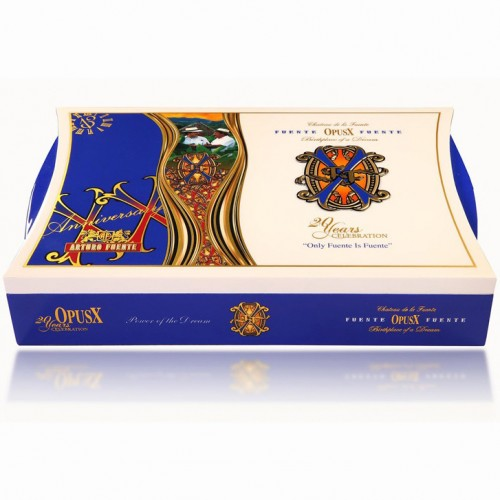 Сигары Arturo Fuente Opus X 20th Anniversary Power Of The Dream в подарочной упаковке