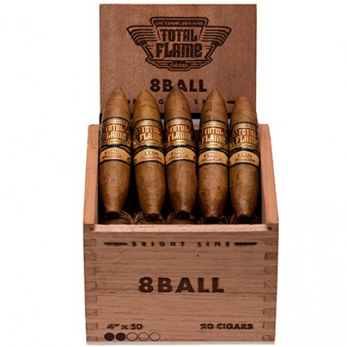 Total Flame 8 Ball Bright Line