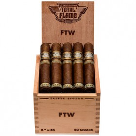 Total Flame FTW Robusto