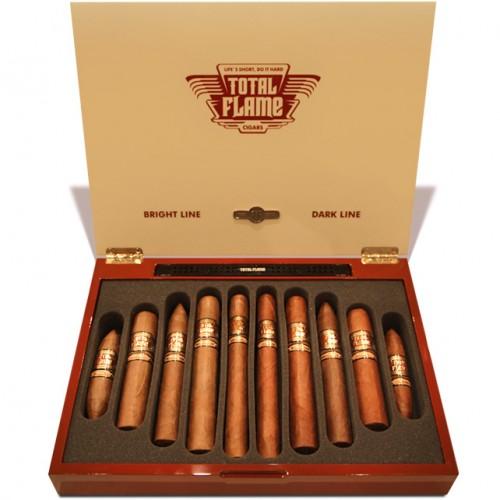 Сигары Total Flame Pack в подарочной упаковке
