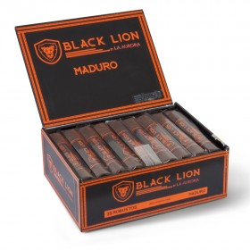 Сигары Black Lion Maduro Robusto