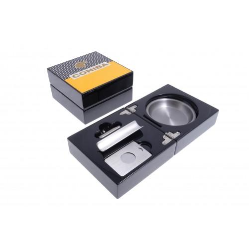 Пепельница сигарная Cohiba с набором