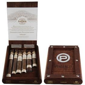 Набор сигар Plasencia Reserva Original Sampler в подарочной упаковке