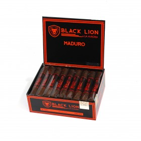Сигары Black Lion Maduro Toro