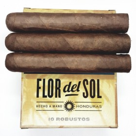Сигары Flor del Sol Robustos
