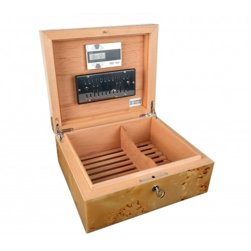 Хьюмидор Howard Miller на 50 сигар, Тополь