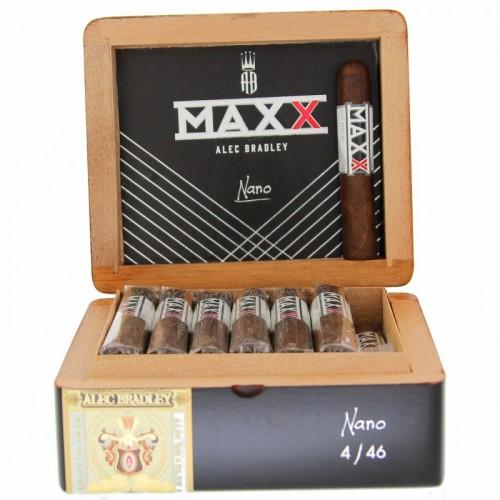 Сигары Alec Bradley Maxx Nano