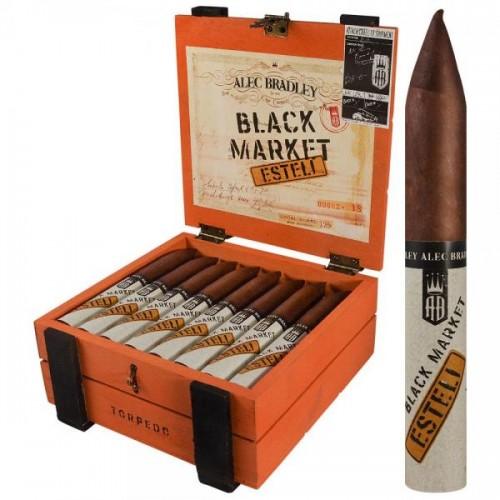 Сигары Alec Bradley Black Market Esteli Torpedo