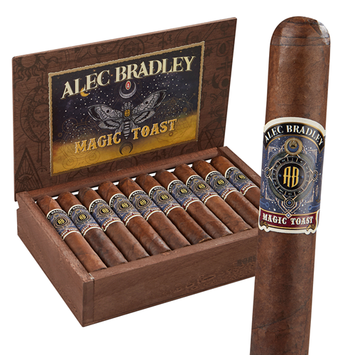Сигары Alec Bradley Magic Toast Robusto