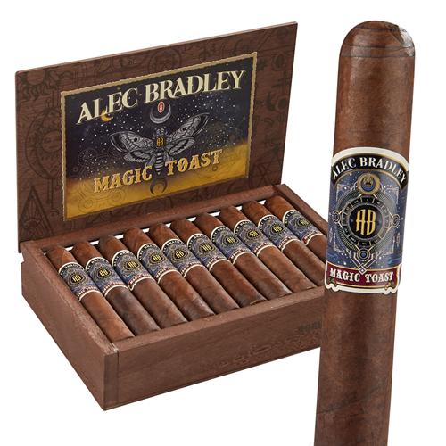 Сигары Alec Bradley Magic Toast Robusto