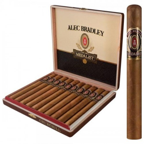 Сигары Alec Bradley Medalist Churchils