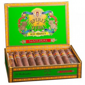 Alec Bradley Spirit of Cuba Natural Robusto