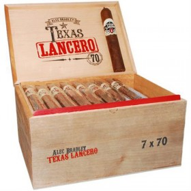 Alec Bradley Texas Lancero 7x70