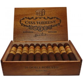 Casa Turrent 1901 Double Robusto