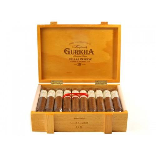 Сигара Gurkha Cellar Reserve 15 Years Hedonism Grand Rotchild