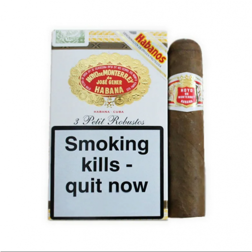 Сигара Hoyo de Monterrey Petit Robustos