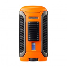 Зажигалка сигарная Colibri Apex, оранжевый металлик