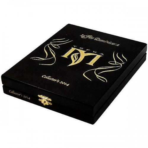 """Сигары La Flor Dominicana TCFKA """"M"""" Collector's 2014 в подарочной упаковке"""