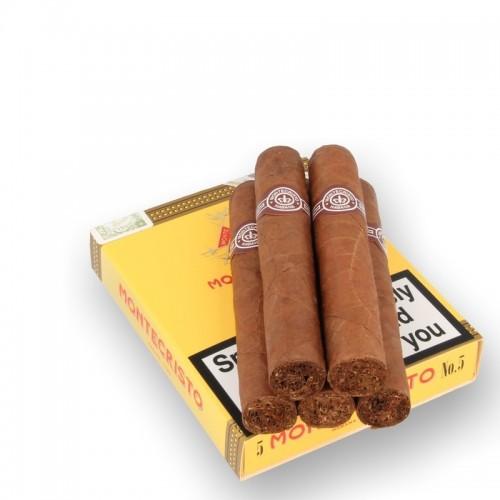 Сигара Montecristo No.5