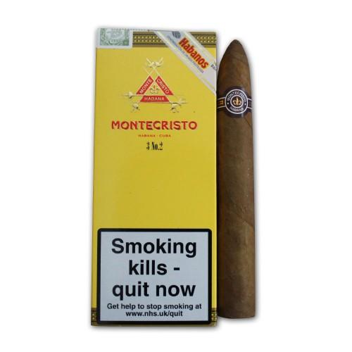 Сигара Montecristo No.2