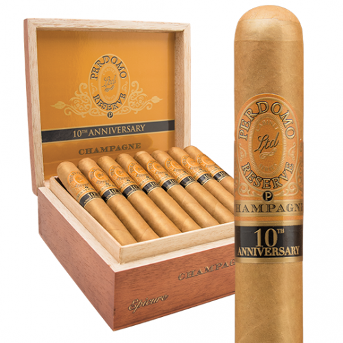 Сигары Perdomo Reserve 10 years Anniversary Epicure Champagne