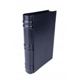 Хьюмидор дорожный Lubinski «Книга» на 15 сигар, Черный